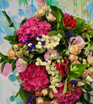 Hand-tied Bouquets and Posies - MORE THAN BASICS - Saturday 9th March 2019 - 10am-12pm