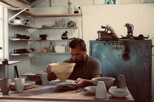 Pottery Experience with Laurie Steer - Saturday 12th October 10am-3pm
