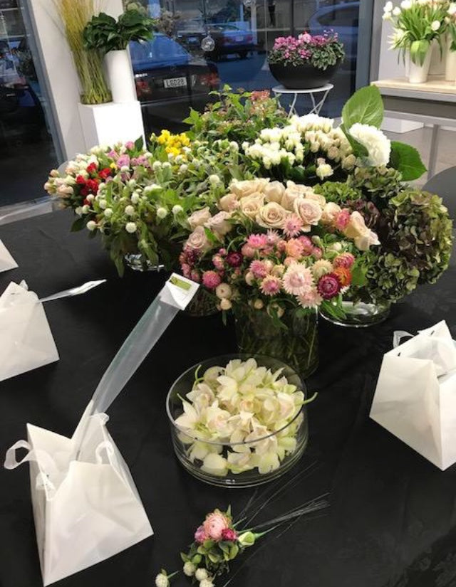 Career Course - June/July 2019 - Vida Flores Flower School Career Course in Floristry