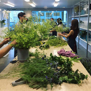 Queenstown Floral Event - Natural Collection Floristry - Gathering and Arranging from Nature - 1:30-4pm - Saturday 15th June 2019