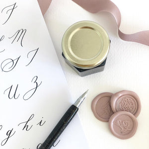 Calligraphy with Inkberry Saturday the 12th June 10am-12noon