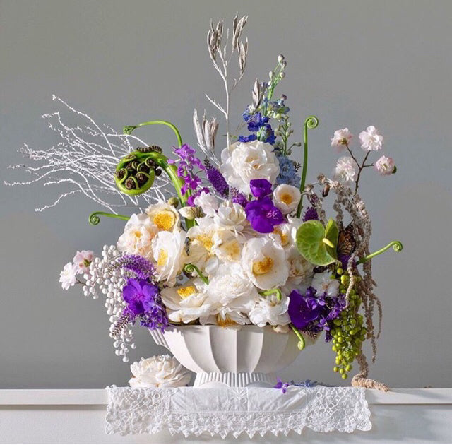 Floral Design and Photography with Emma Bass - Saturday 23rd March 2019 1-3pm