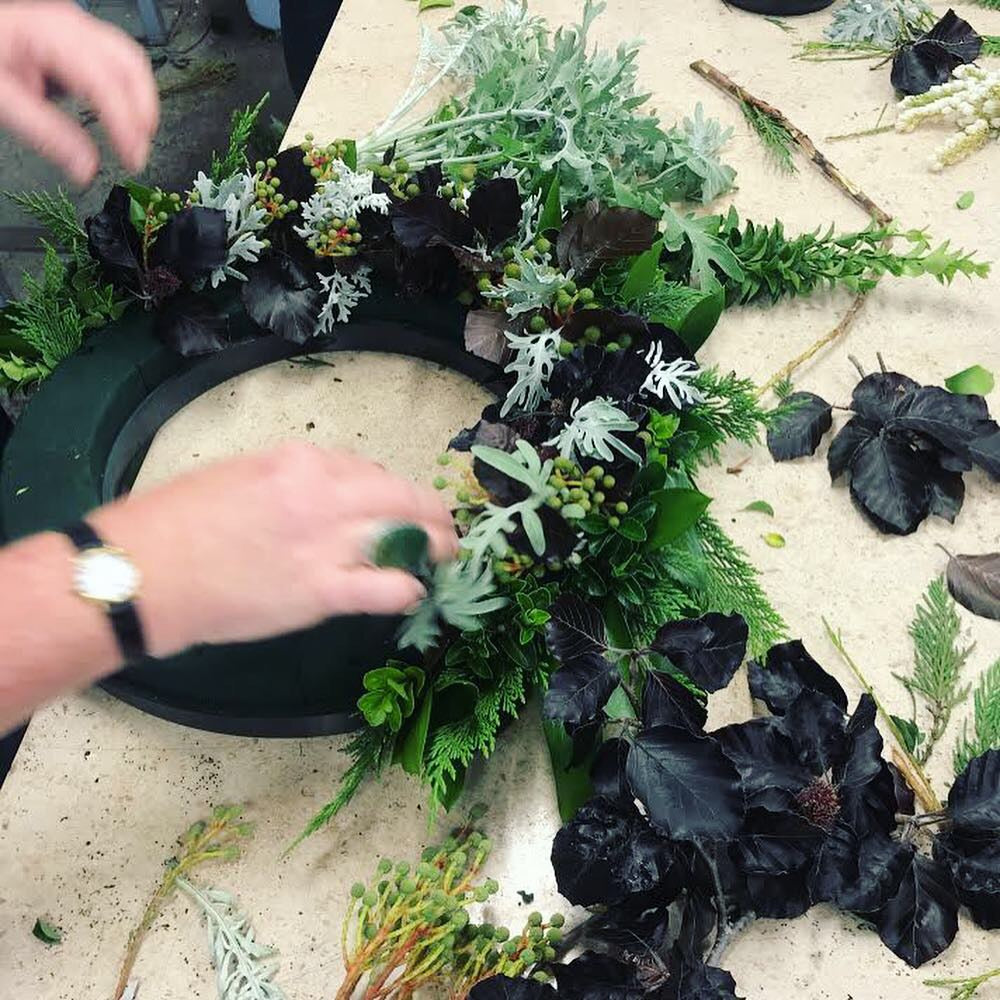 Queenstown Floral Event - Wondrous Wreaths - 1:30-4pm - Saturday 9th November 2019