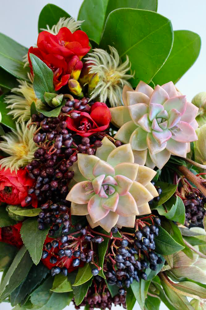 Festive Flower Basics - Beginners - Tuesday 6th November 6-8pm