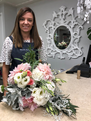 Career Course: May/June 2020 - Vida Flores Career Course in Floristry