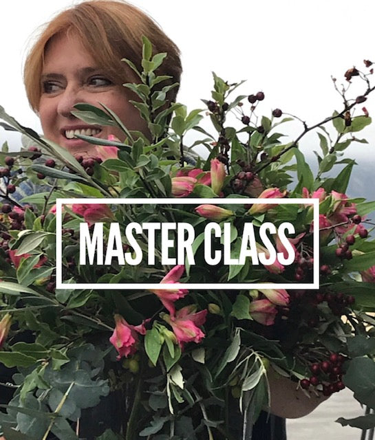 Master Class - Bouquets 15th August 1-3.30 pm