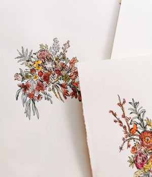 Floral Inspired Sketching and Watercolour with the Incredible Evie Kemp - Saturday 28th march 1-3pm