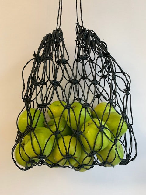 Sustainable Knotted Bags Workshop -  Tuesday 28th July 11am-12:30pm
