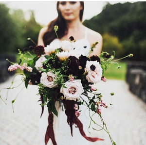 DIY Weddings Series - Class 1 - Bouquets, hand-tied flowers and buttonholes - Saturday 22nd February - 10am-12pm