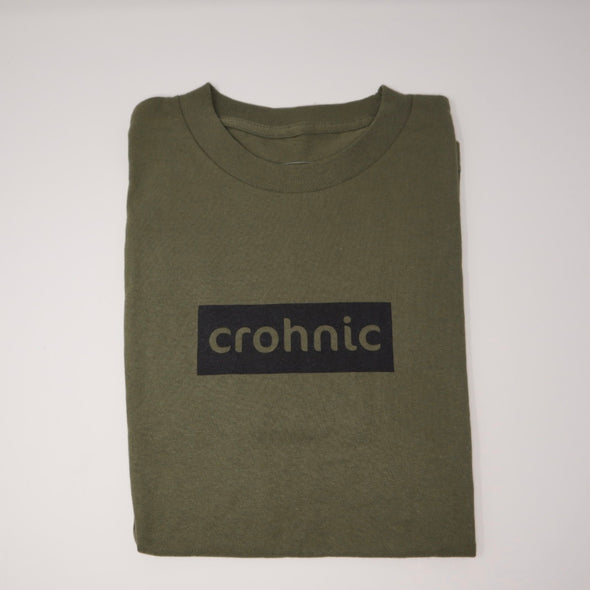 Green Mist Short Sleeve - crohnic
