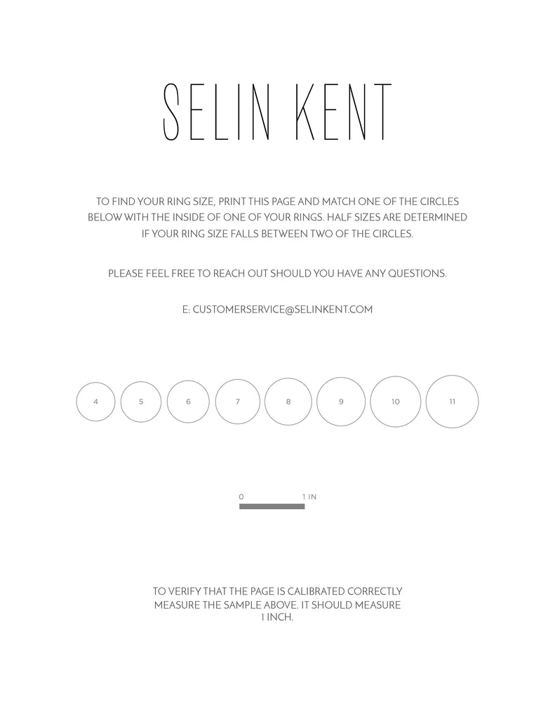 Ring size chart selin kent ring size chart geenschuldenfo Images