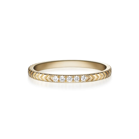 Helia Pavé Ring