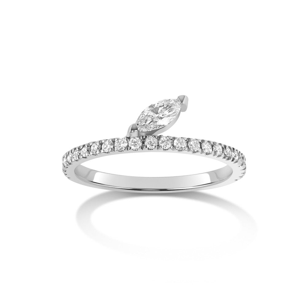 marquis adina reyter pav ring rings products pave marquise