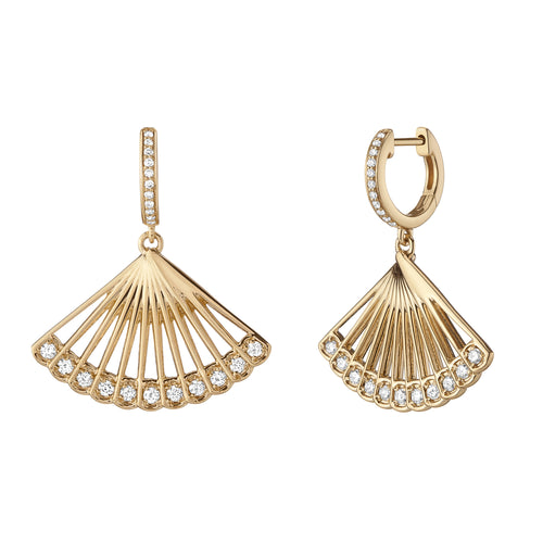 Zoe Drop Earrings