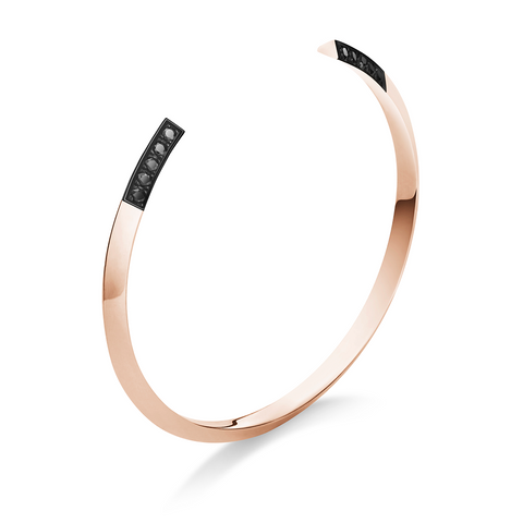 Eva Hoops | Black Diamonds