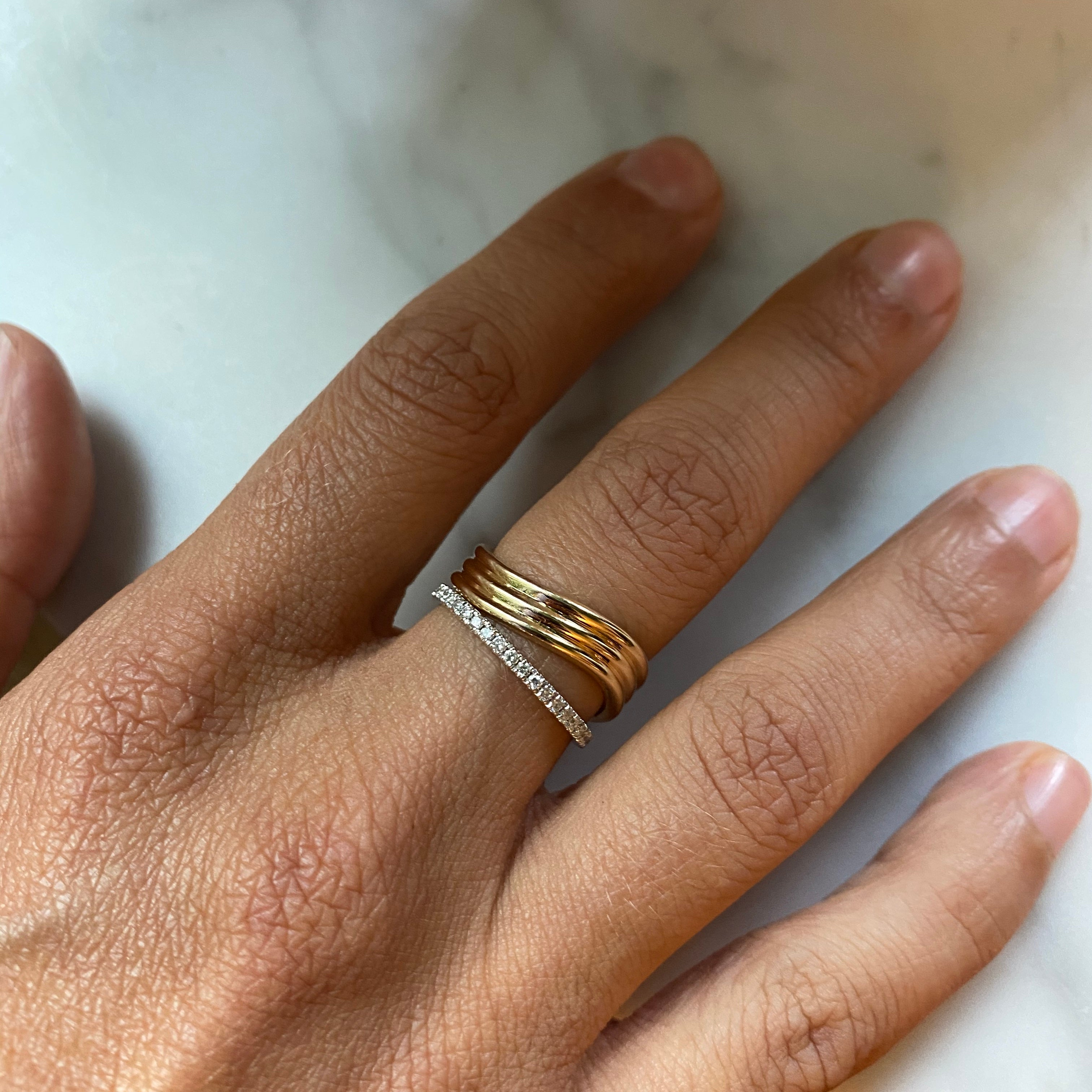 Bossa Nova Trio Ring