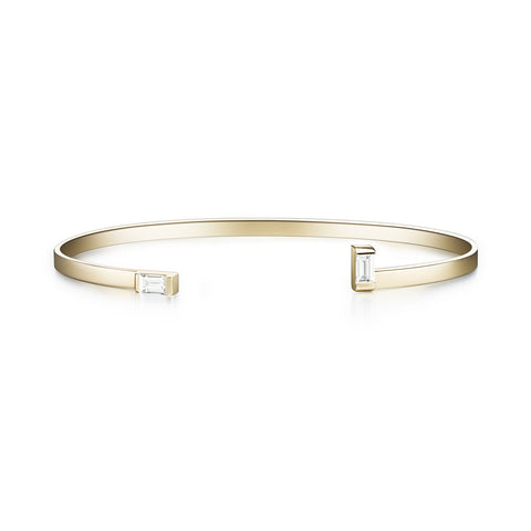 Louise Cuff | White Diamonds