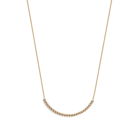 Rhea Necklace | White Diamond