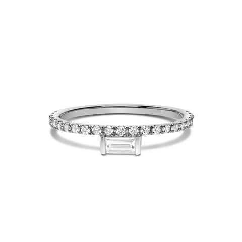 Lara Ring | Black Diamonds
