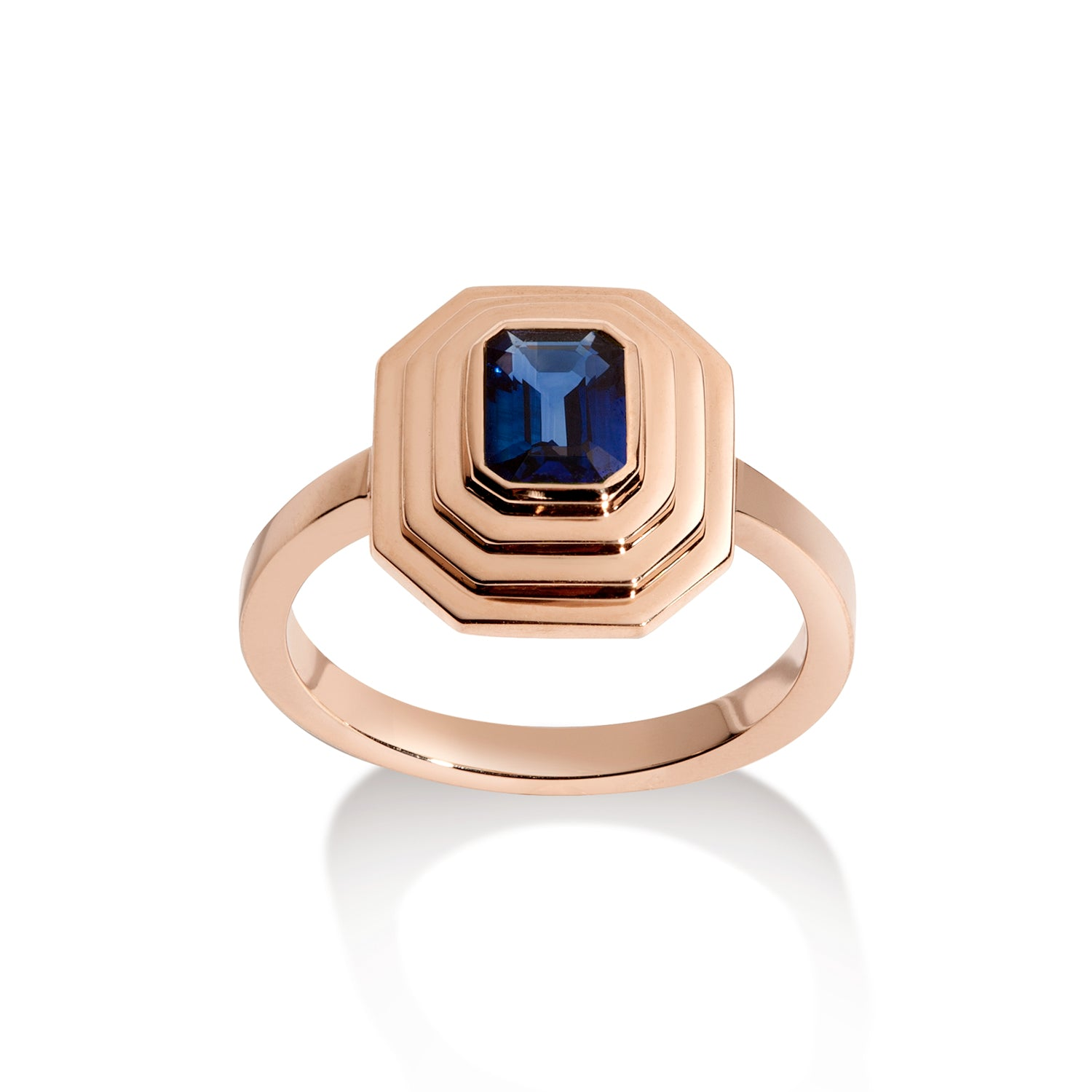 Isabelle Ring - Sapphire