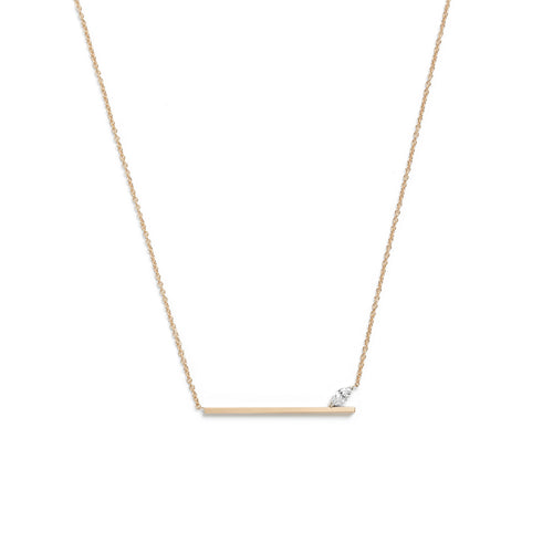 Defne Bar Necklace