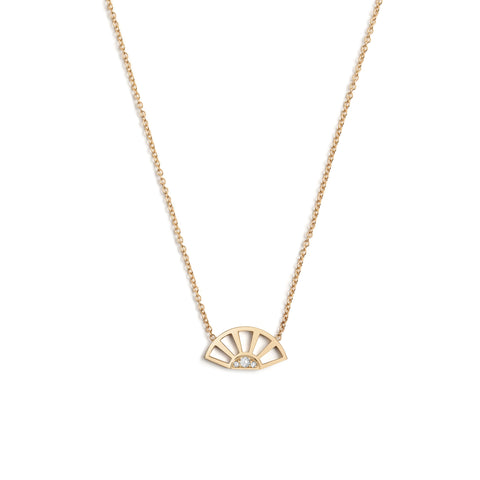 Stella Zodiac Necklace