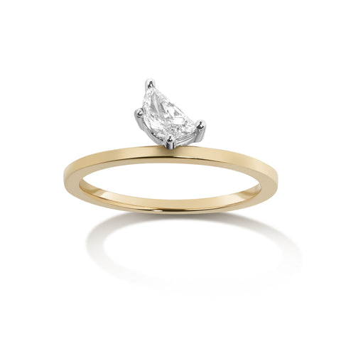 Nico Ring | White Diamonds