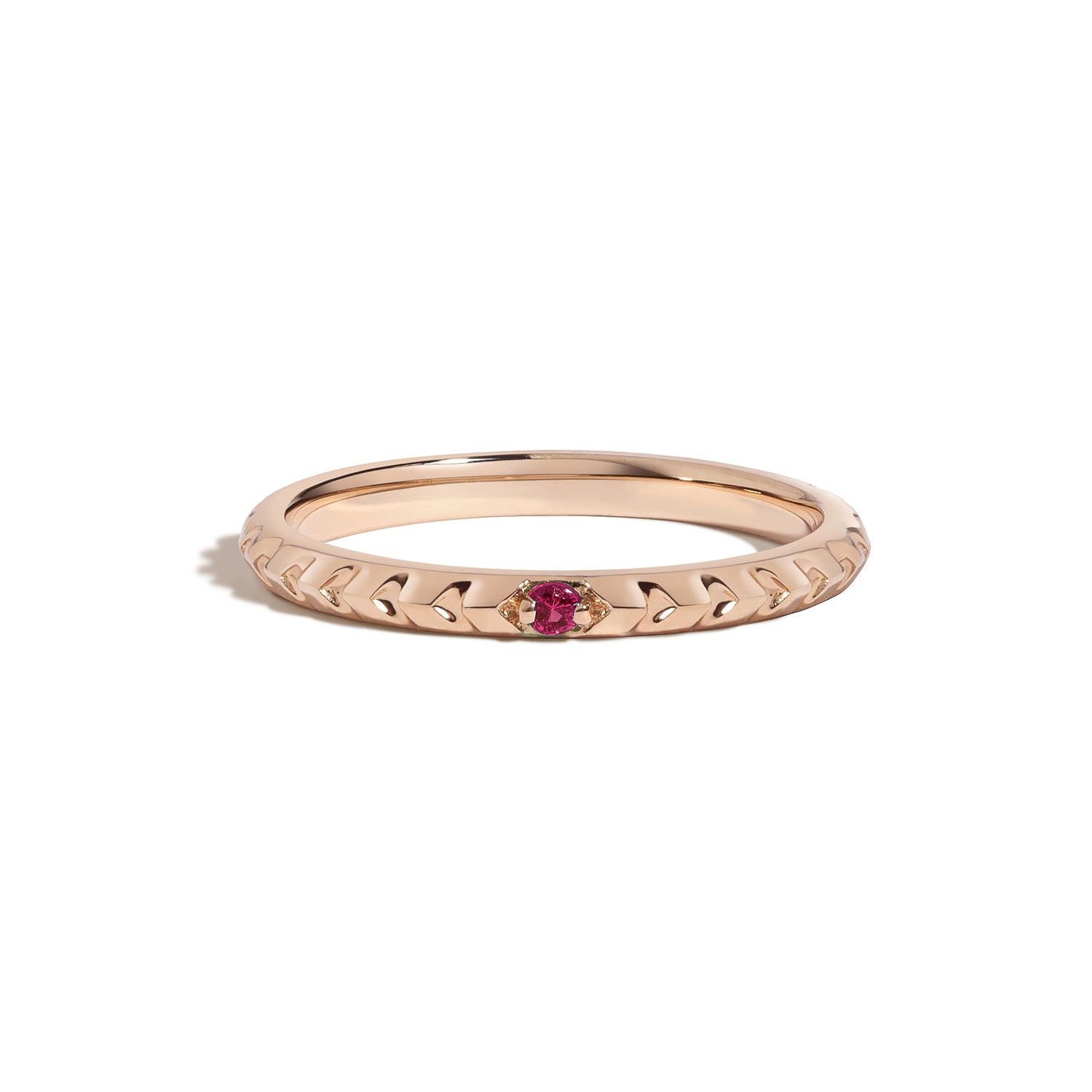 Clea Ring - Ruby