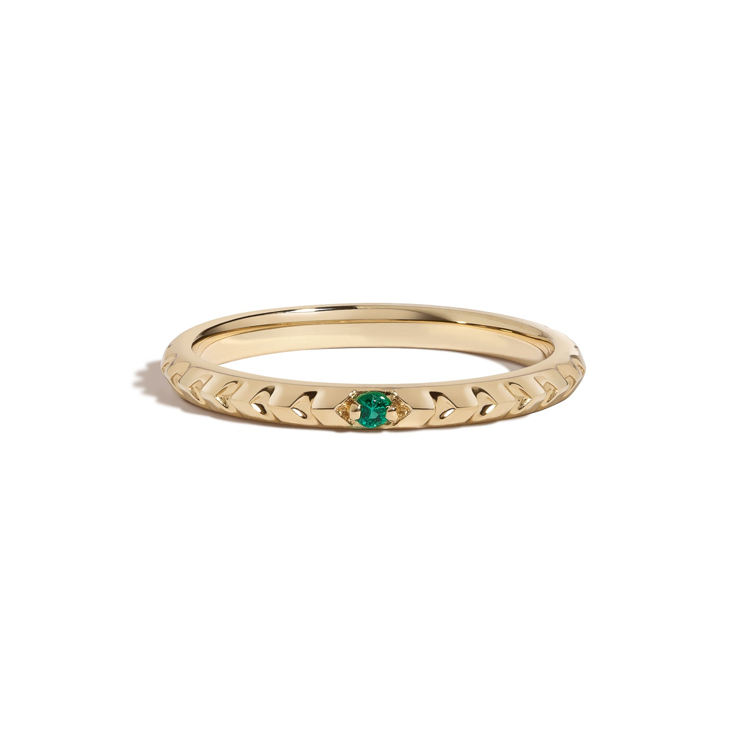 Clea Ring - Emerald