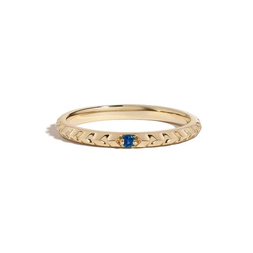 Clea Ring - Sapphire