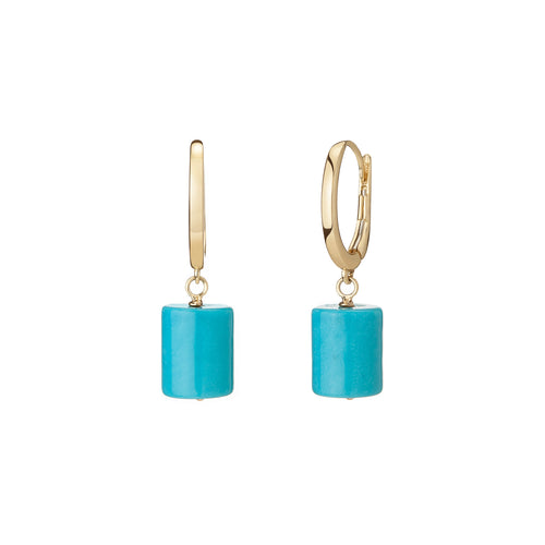 Soteria Turquoise Earrings