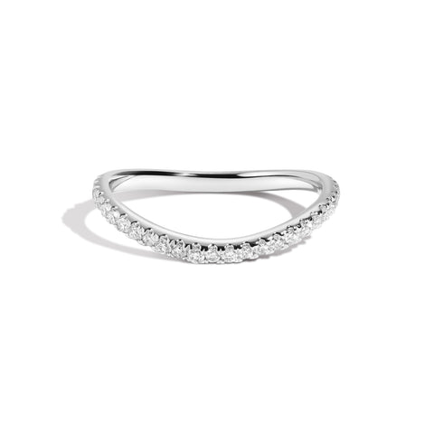 Clea Ring - White Diamond