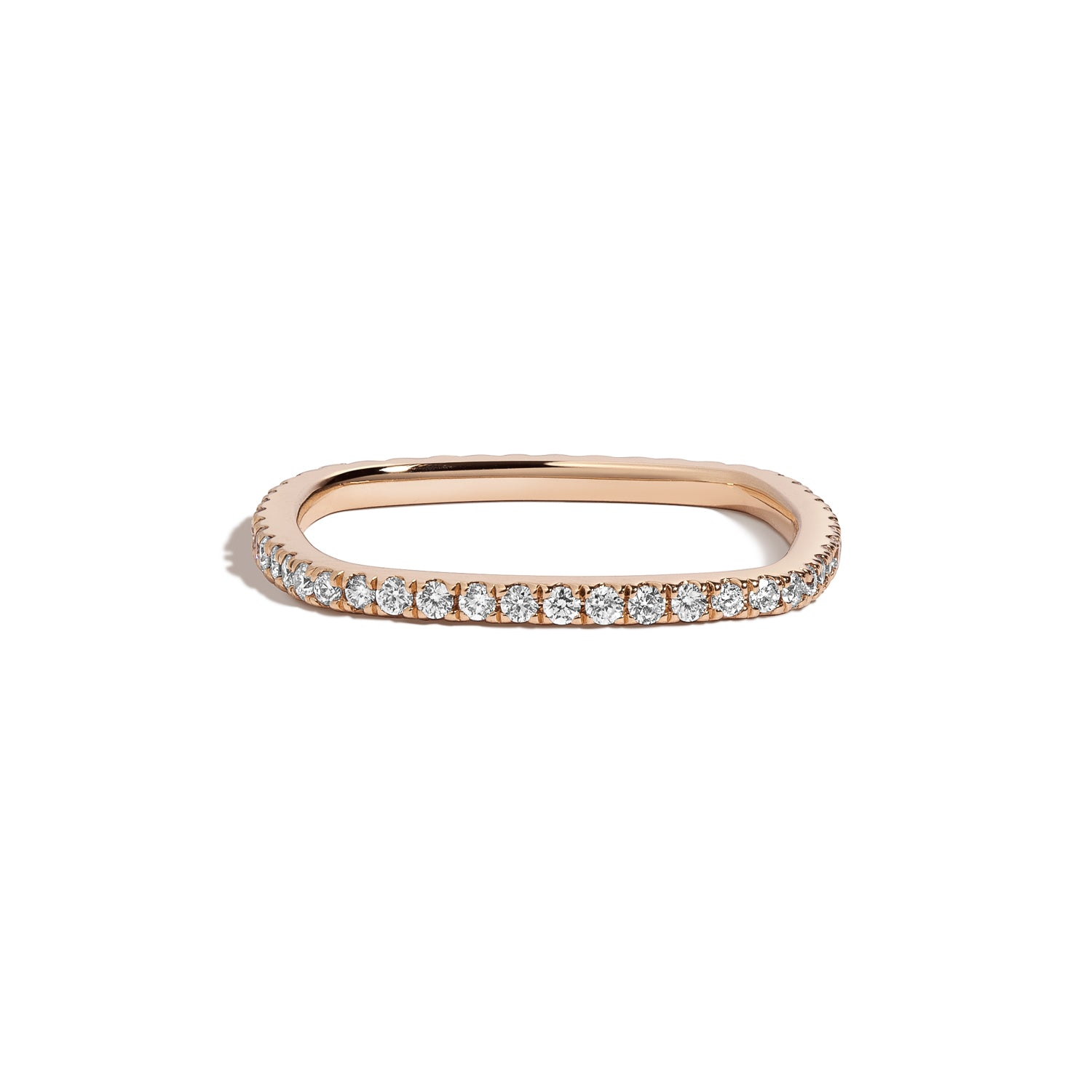 Kare Eternity Band