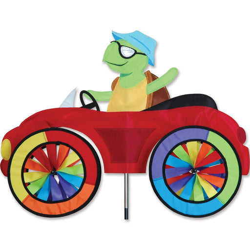TURTLE CAR SPINNER