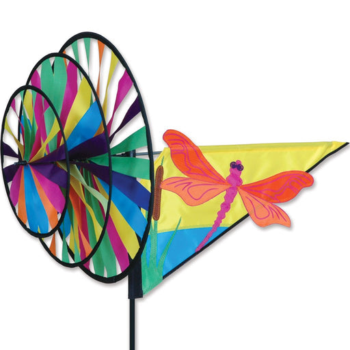 DRAGONFLY TRIPLE WHEEL SPINNER