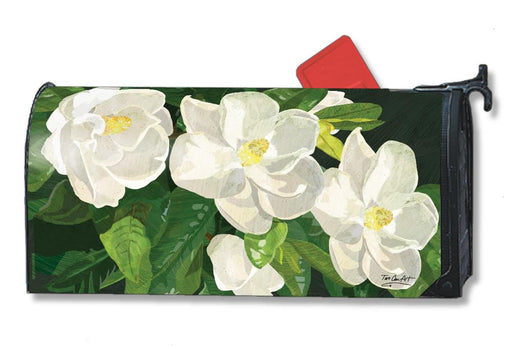 SWEET MAGNOLIAS MAILBOX COVER