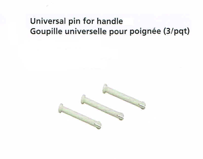 PINS FOR HANDLE FOR ACCESSORIES PACK OF 3