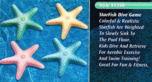 STARFISH DIVE GAME