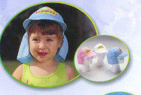 BABY FLAP HAT