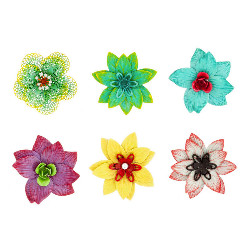 FUNKY FLORAL SCREEN SAVER 3D FLOWERS