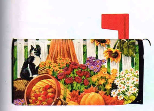 HARVEST FIELD MAILBOX COVER