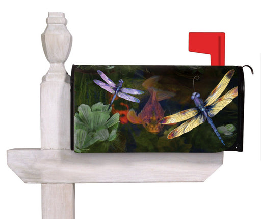 DRAGONFLY MAILBOX COVER
