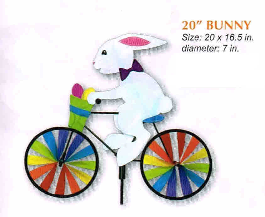 "BUNNY 20"" BICYCLE SPINNER"