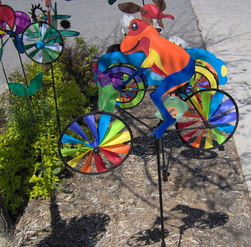 "POISON DART FROG 20"" BICYCLE SPINNER"