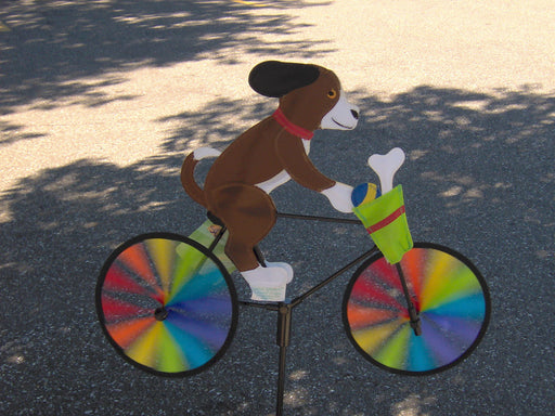 "PUPPY 20"" BICYCLE SPINNER"