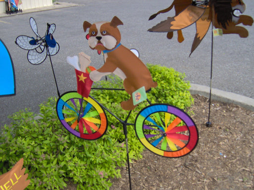BULLDOG BICYCLE SPINNER