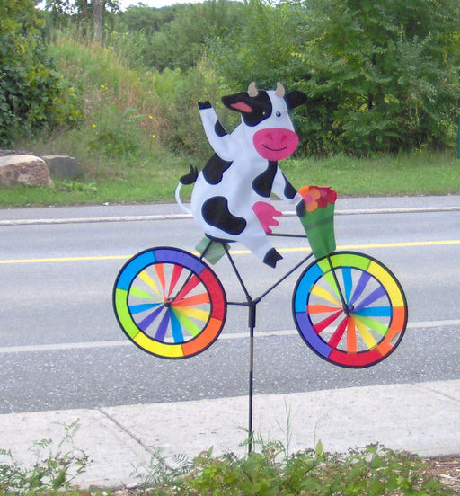 COW BICYCLE SPINNER