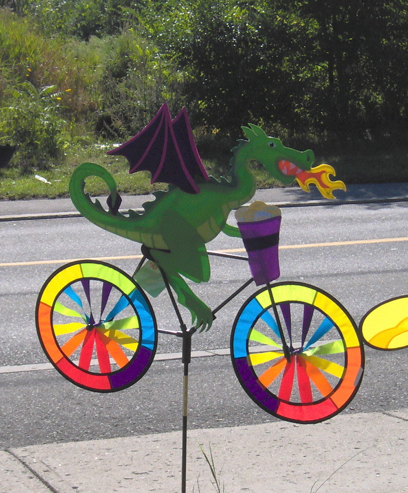 DRAGON BICYCLE SPINNER