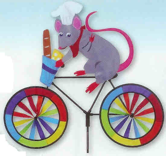 RAT BICYCLE SPINNER