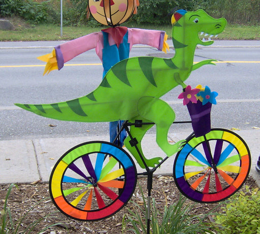 T-REX BICYCLE SPINNER
